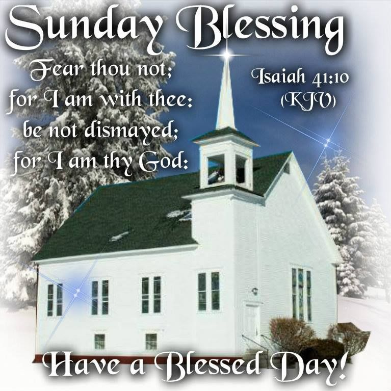 Blessing Quotes Bible: Sunday Blessing.. Isaiah 41:10.. Have A Blessed Day!