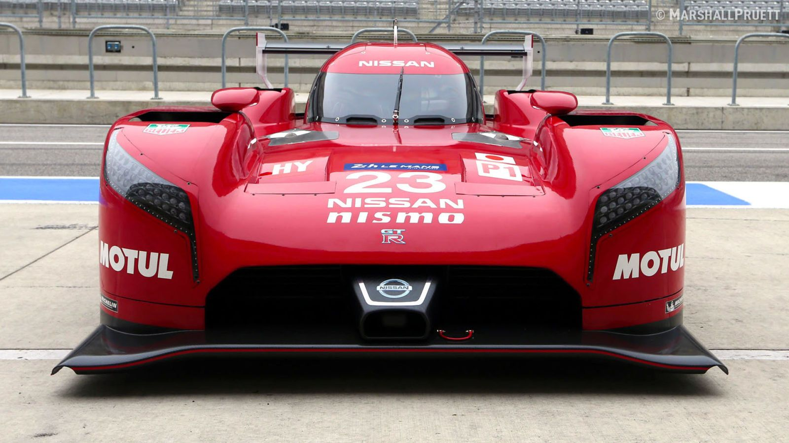 Developing the Nissan GTR LM NISMO  Nissan and Cars