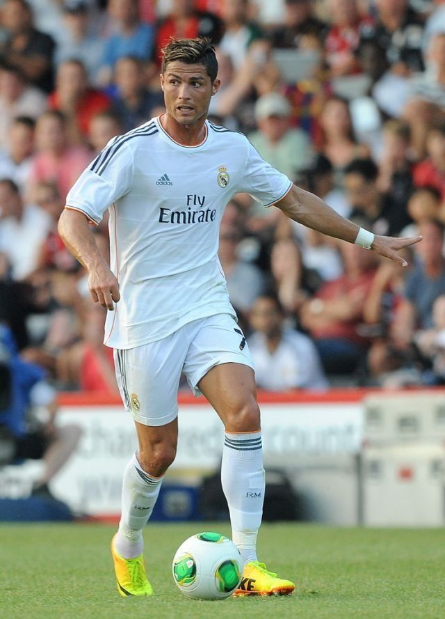 Cristiano Ronaldo Deportes Futbol Jorge