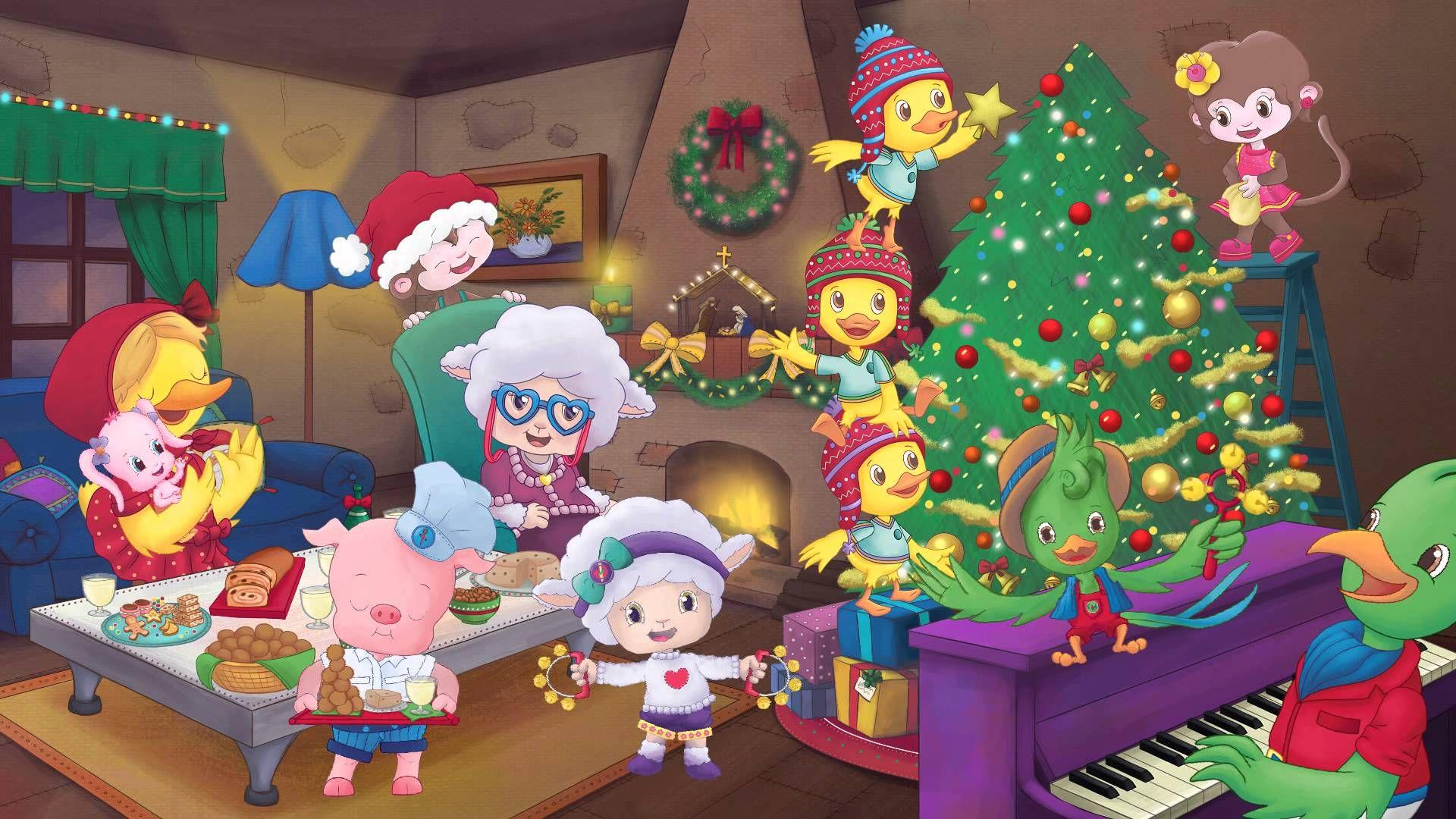 Canciones de la otra navidad
