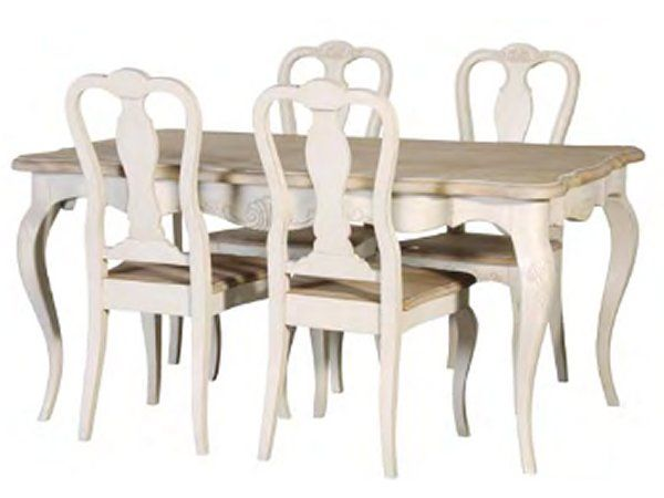 French Style Chamonix Painted Dining Furniture
