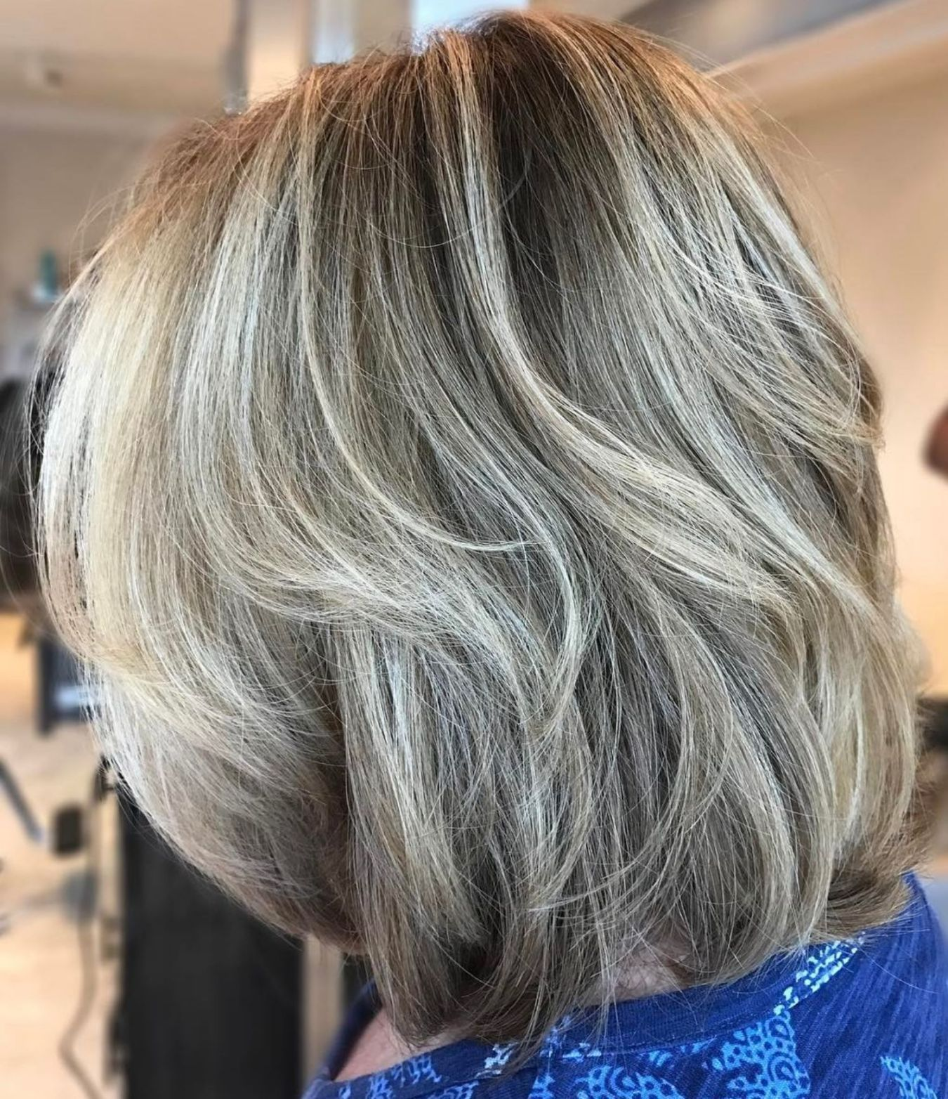 fun and flattering medium hairstyles for women in