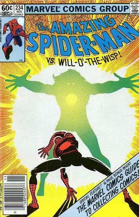Amazing Spider Man 234 By John Romita Jr Al Milgrom Spiderman Comic Covers Amazing Spider Spiderman Comic