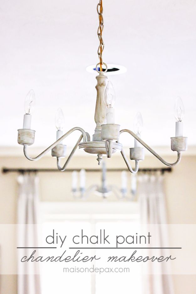 33 cool diy chandelier makeovers to transform any room aloadofball Choice Image
