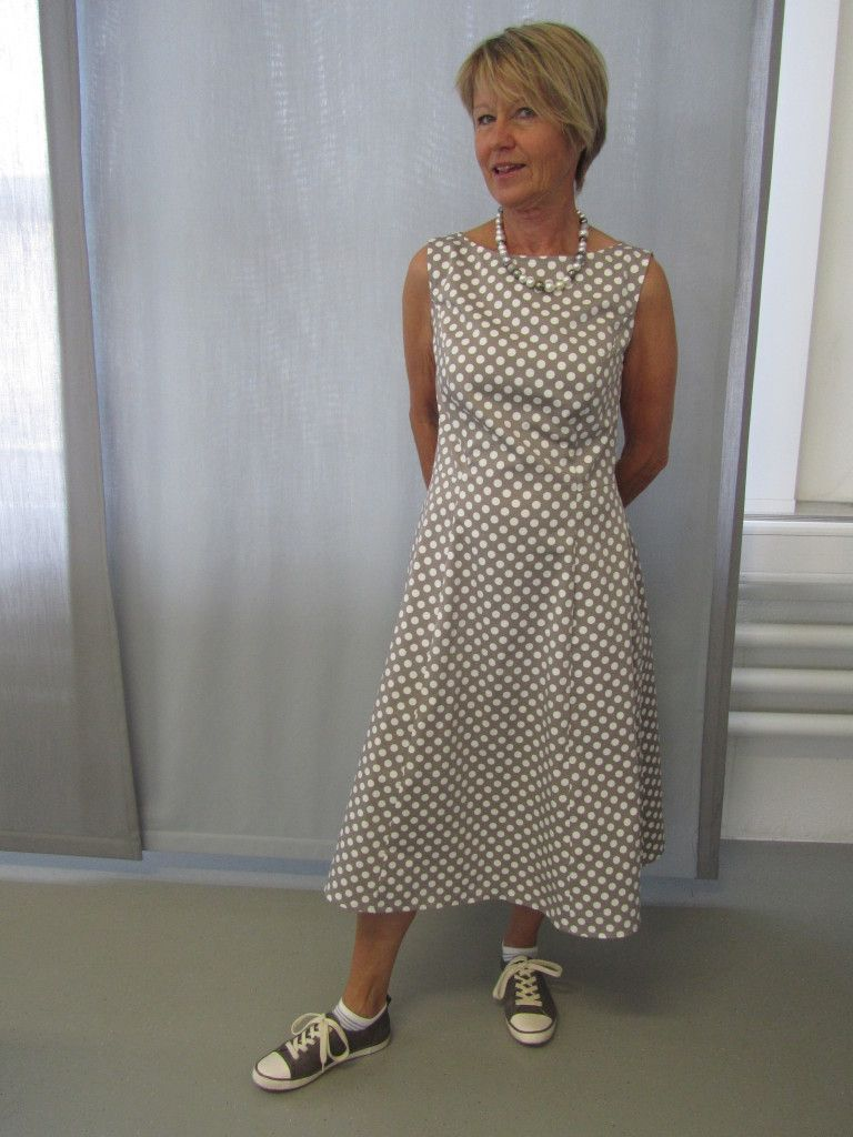 Sommerkleider knielang schnittmuster