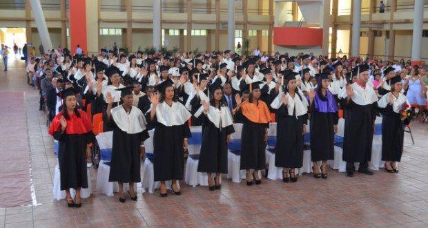 Centro UASD-Puerto Plata entrega nuevos profesionales a la región