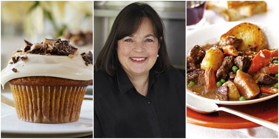 Warm up with these seasonal dishes the ever-fabulous Barefoot Contessa.