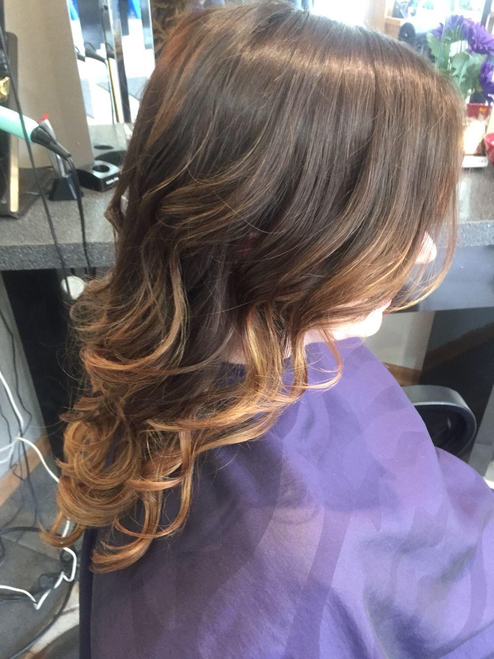 Beautiful hair Mary's shear artistry Lauren Wallace