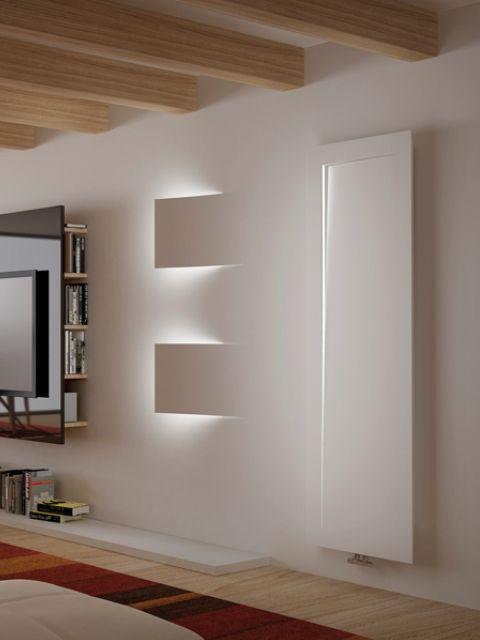 Designer Living Room Radiators: STYLISH RADIATORS: Incognito Radiator