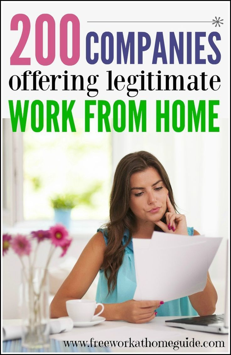 11 Of The Best Work From Home Jobs For Steady Income Home Jobs Home And Work From Home Jobs