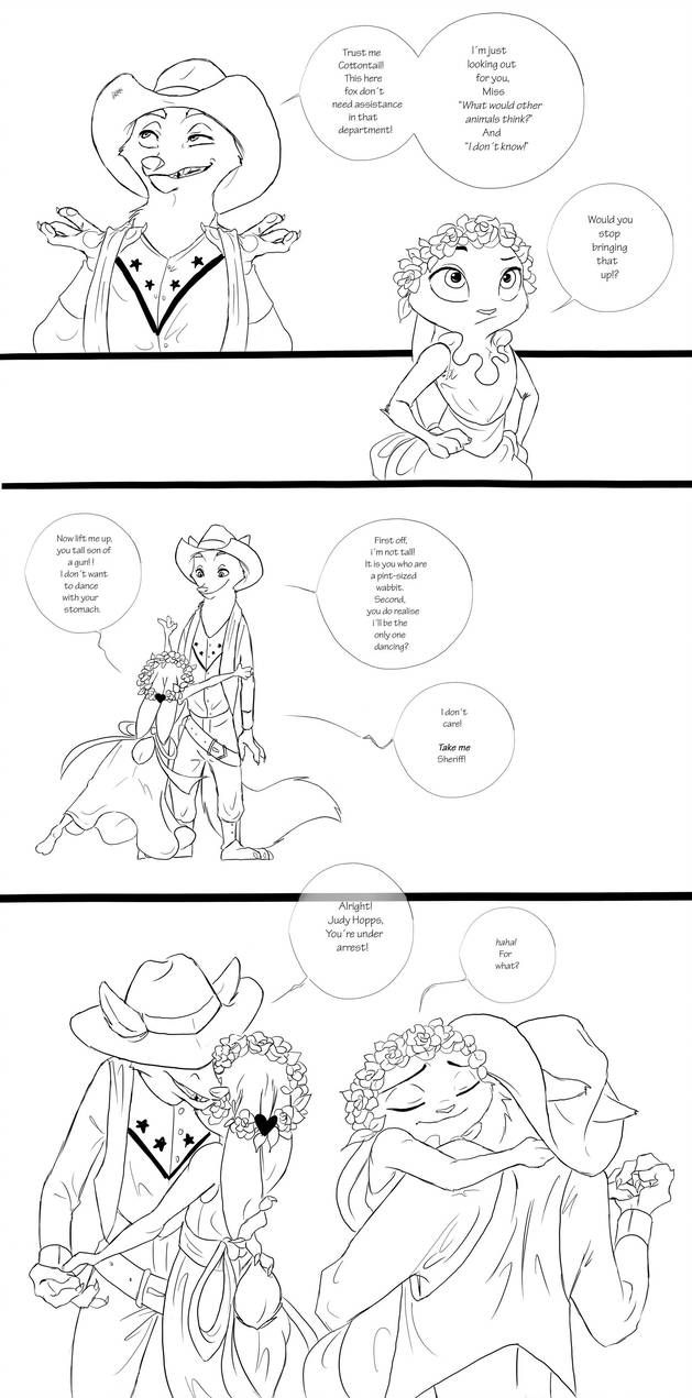 inter schminter 14.9 by spintherella | Zootopia comic