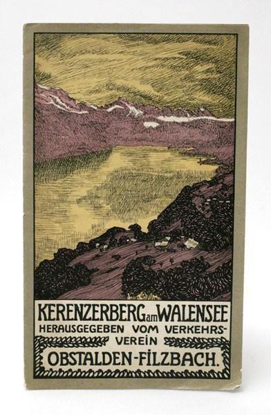 Karte Kerenzerberg am Walensee in Wetzikon ZH kaufen bei ricardo.ch