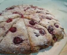 Recipe Cranberry Maple Breakfast Scone by Thermomix in Australia - Recipe of category Breads & rolls