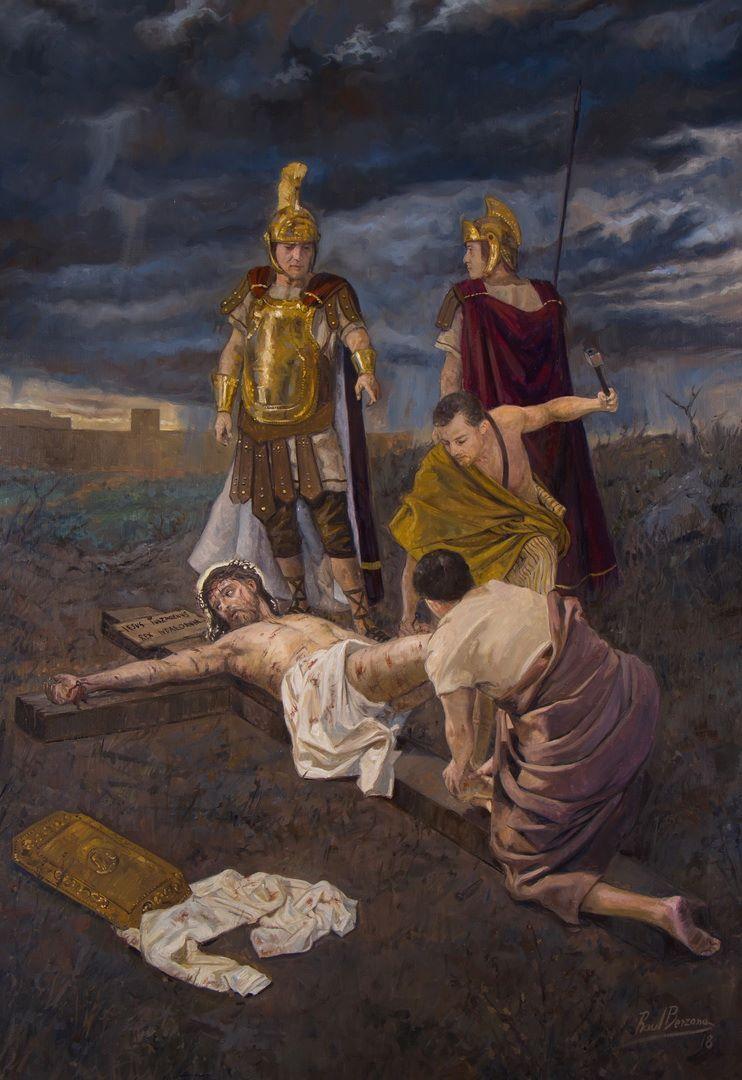 korsfæstelse jesus