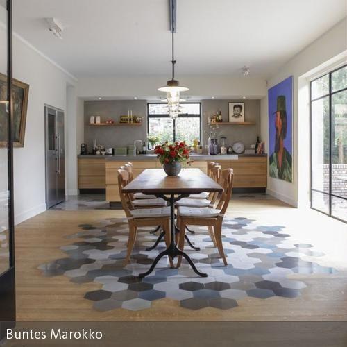 die einmaligkeit von spanischen zementfliesen liegt vor allem in der pracht ihrer muster ein. Black Bedroom Furniture Sets. Home Design Ideas