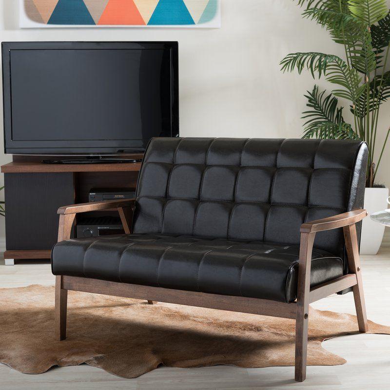 Leather Loveseat, Loveseat Sofa