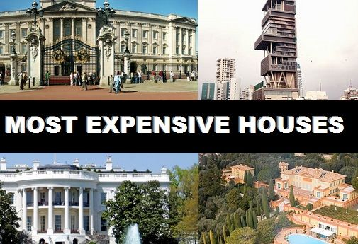 Expensive houses top 10 most expensive houses in the for Nicest homes in the world