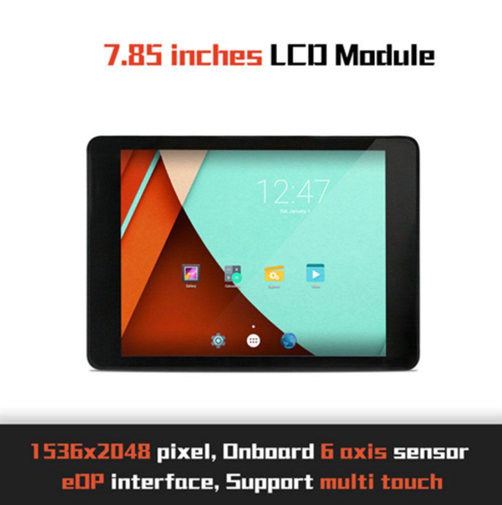 7 85 inch LCD Module (Adaptation: Firefly-RK3399 Development Board