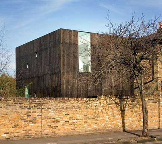Prefab Friday David Adjayes East London House Inhabitat