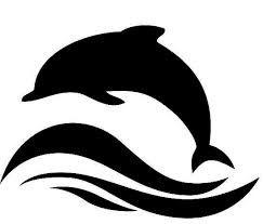 Dibujos Delfines Tribales Buscar Con Google Delfin Dibujo Delfines Siluetas Animales