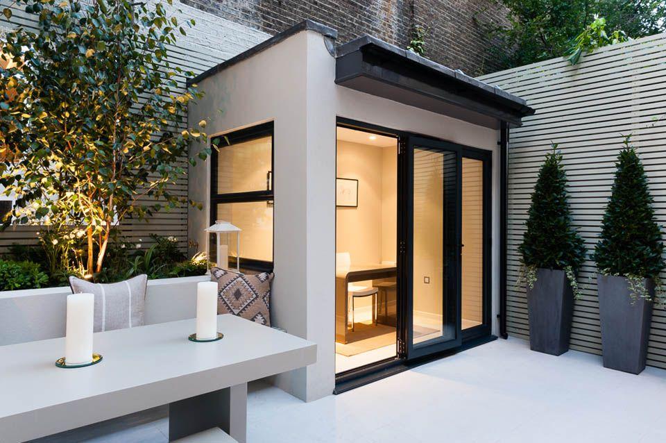 Addison Gardens, Kensington - KR Garden Design in 2020 ... on Front Range Outdoor Living id=40067