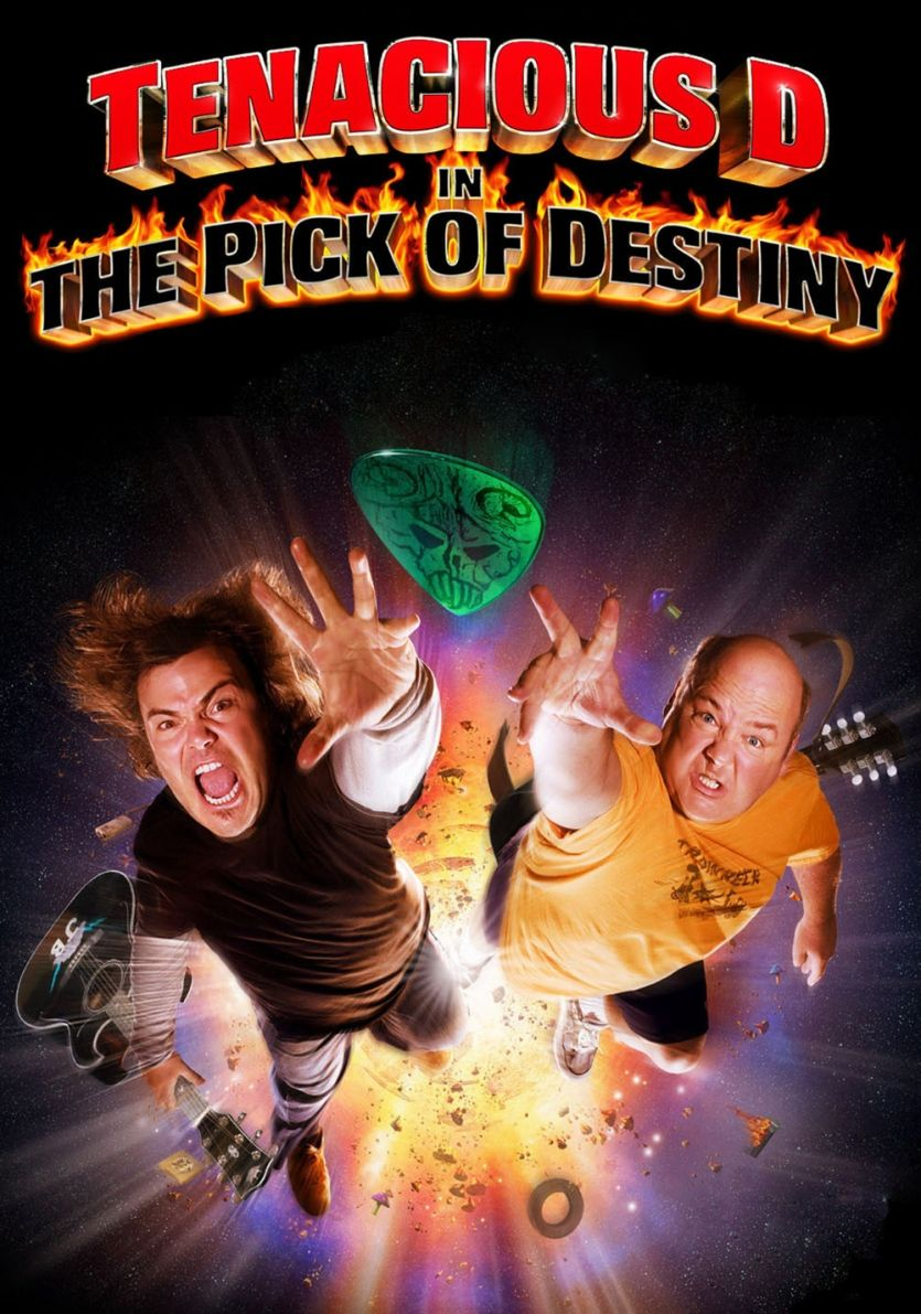 Pick Of Destiny Stream