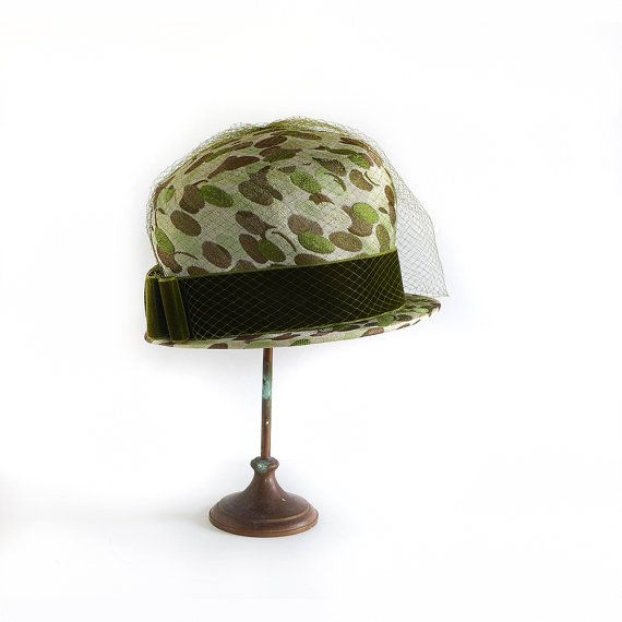 Vintage Hat by Balenciaga by CafeChaCha, $45.00