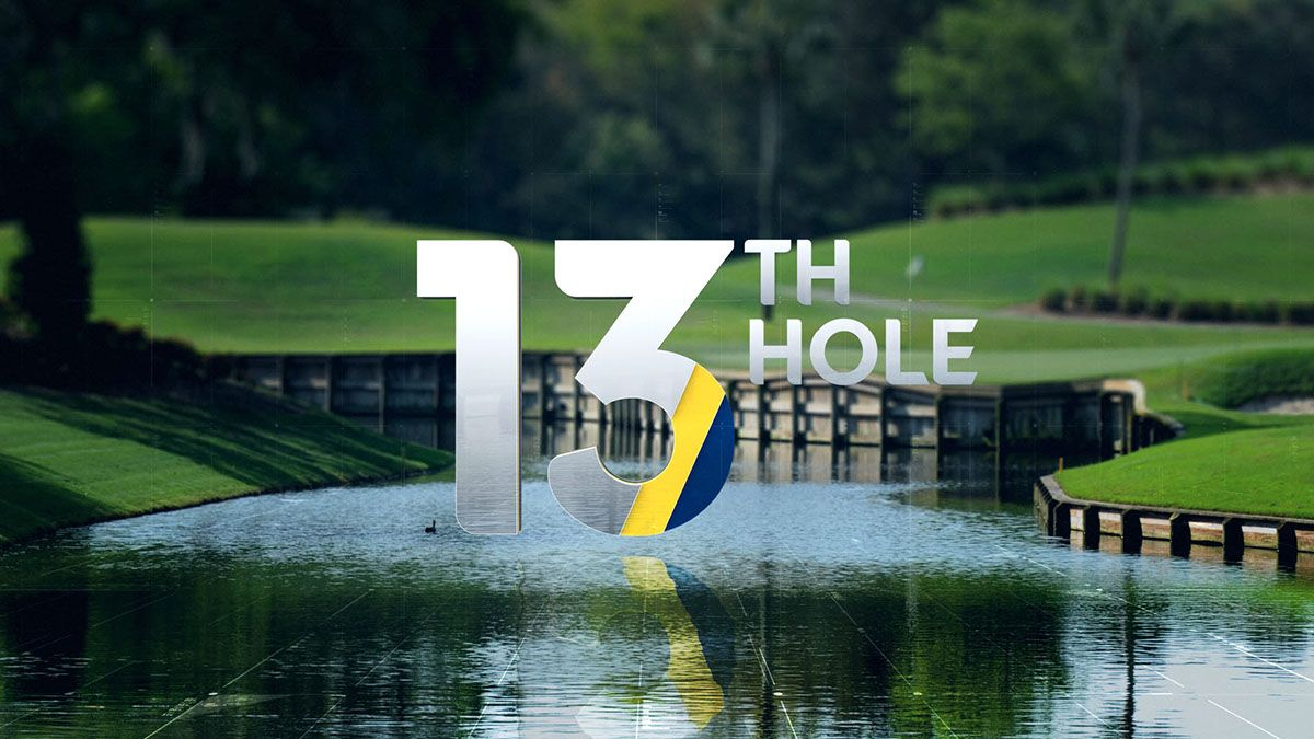 """Golf Channel // """"LIVE From"""" Show Package on Behance"""