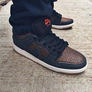 Nike #SB #Dunk Lo #Giraffe | Top