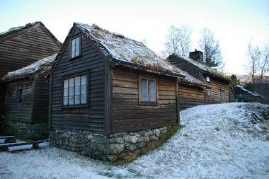 Osterøy Museum. Foto: Cecilie Bundgaard Torgersen