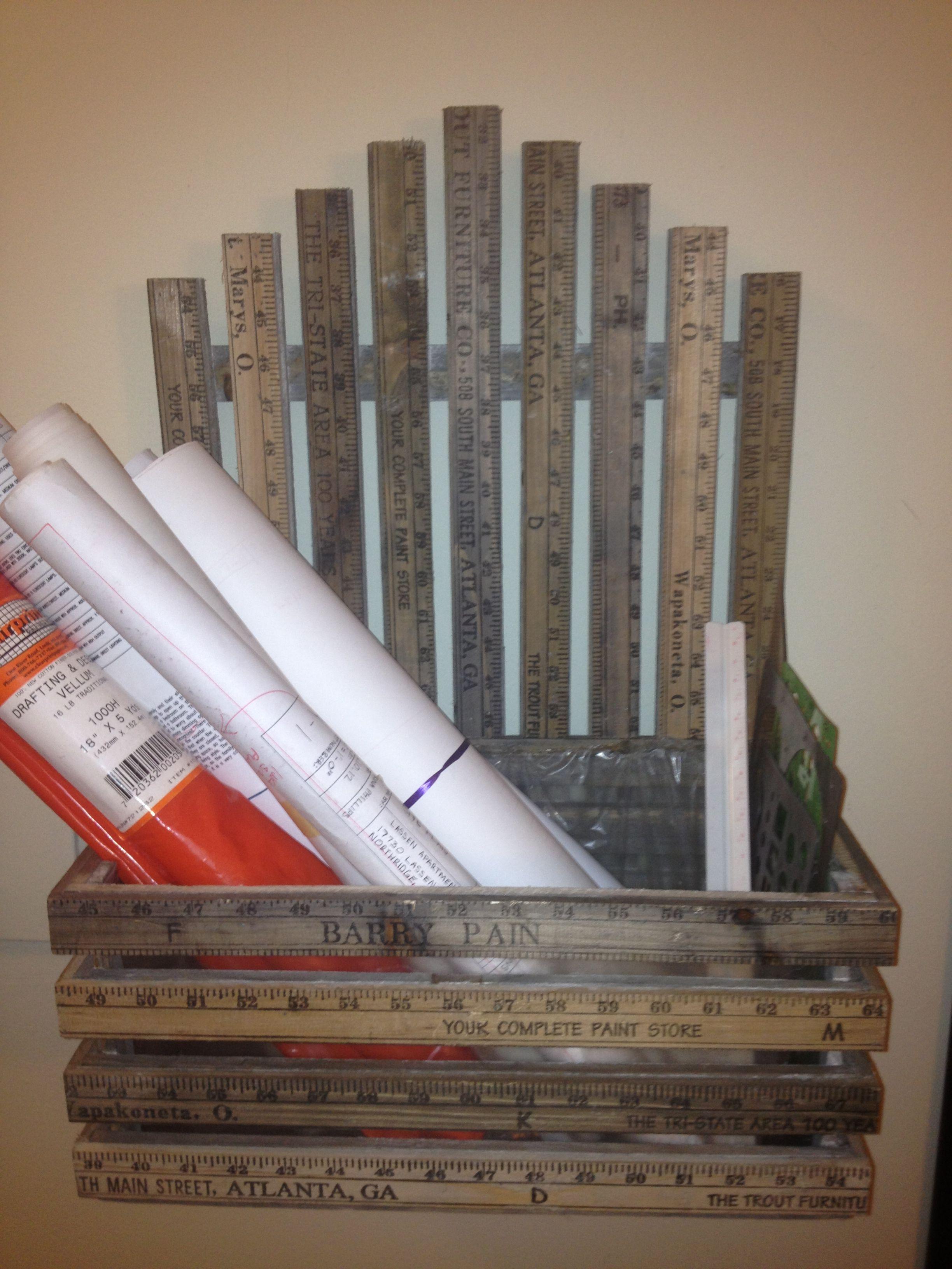 Architectural Drawings Holder Interior Designer