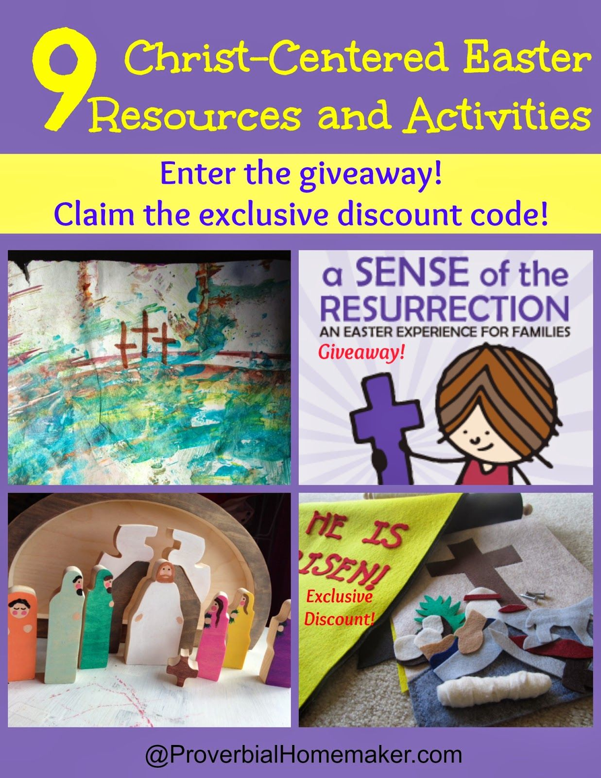 9 Christ Centered Easter Resources And Activities