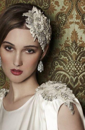 Tonos cobrizos darán un look vintage a tu maquillaje http://bit.ly/nupciaspalacio
