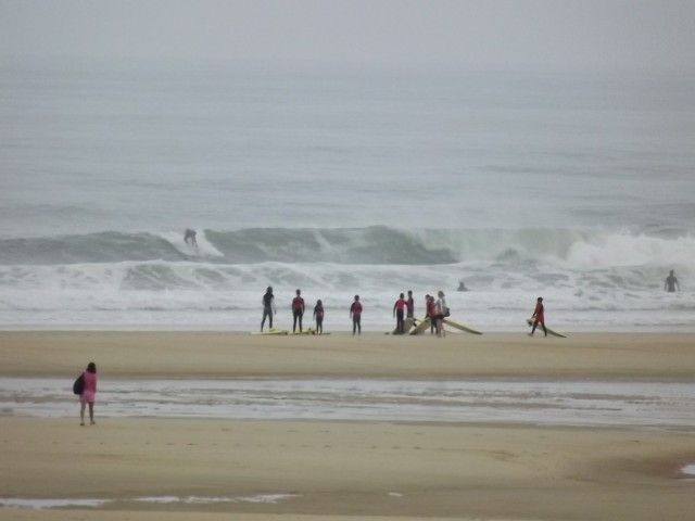 Moliets Plage Surf Report