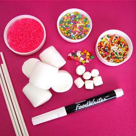 Lindsay Ann Bakes: Marshmallow Easter Bunny Pops