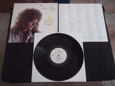 "QUEEN BRIAN MAY BACK TO THE LIGHT 1992 UK PRESS 12"" VINYL RECORD ALBUM EX/EX https://t.co/09aYMeGOn4 https://t.co/Mlt2WXpkbA"