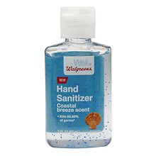 Hand Sanitizer Coastal Breeze Hand Sanitizer Perfume Bottles