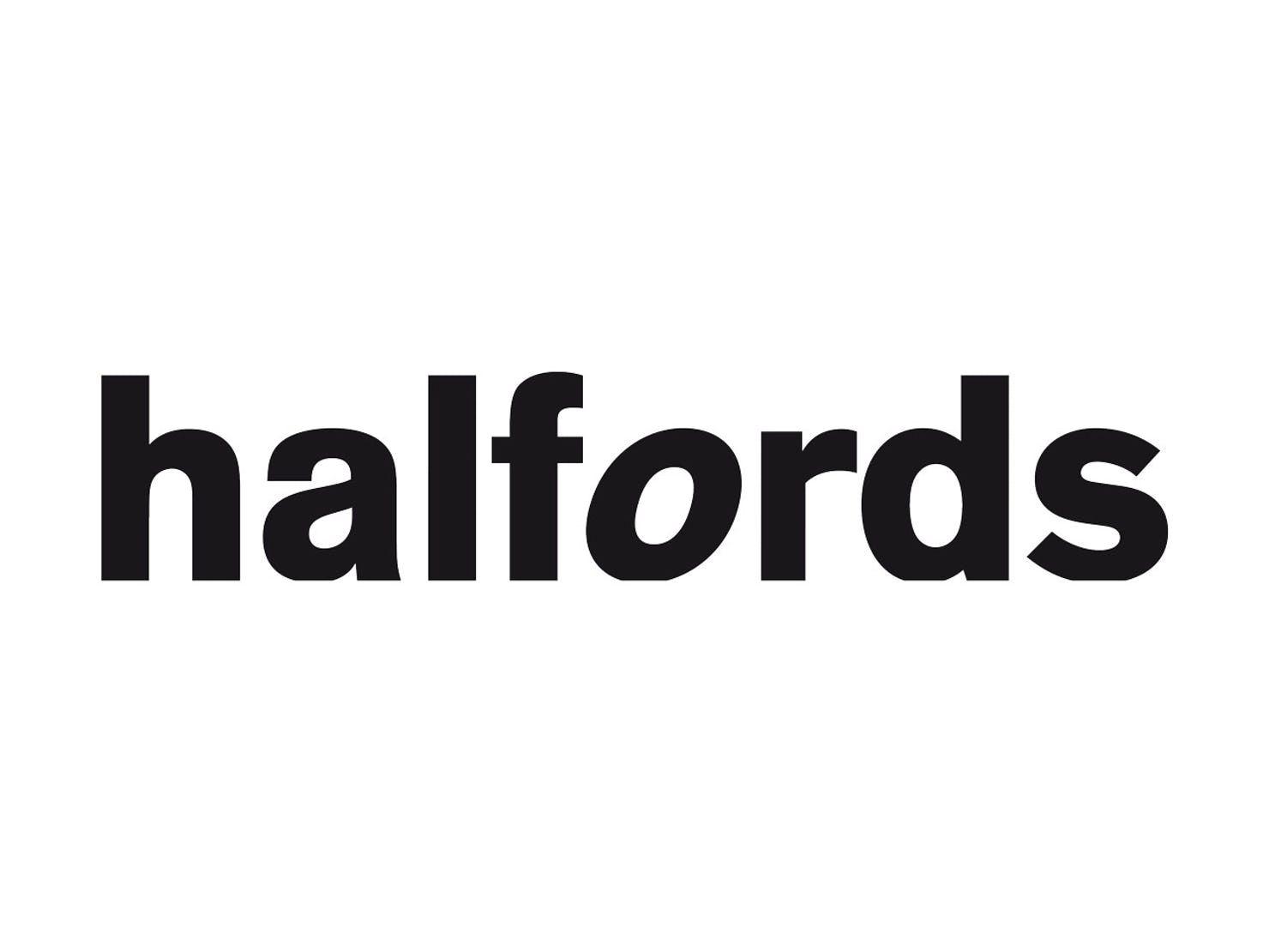 Halfords Pentagram Environmental Graphics Wayfinding Design Visual Identity