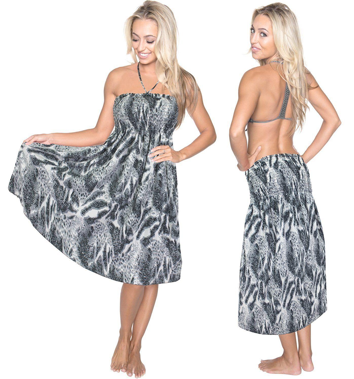 37d89b0d15 Beachwear Cover up Tube Top Skirt Maxi Dress Swimsuit swimwear Halterneck  Women   Amazing product just a click away   Dresses for Christmas