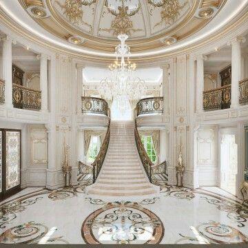 Pin de anastasia beaverhund en for the mansion pinterest for Interiores de casas clasicas