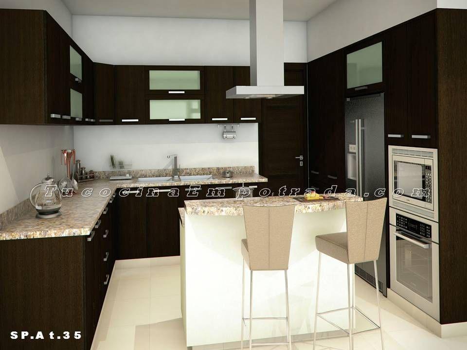 Cocinas pinterest cocina - Ver fotos de cocinas modernas ...