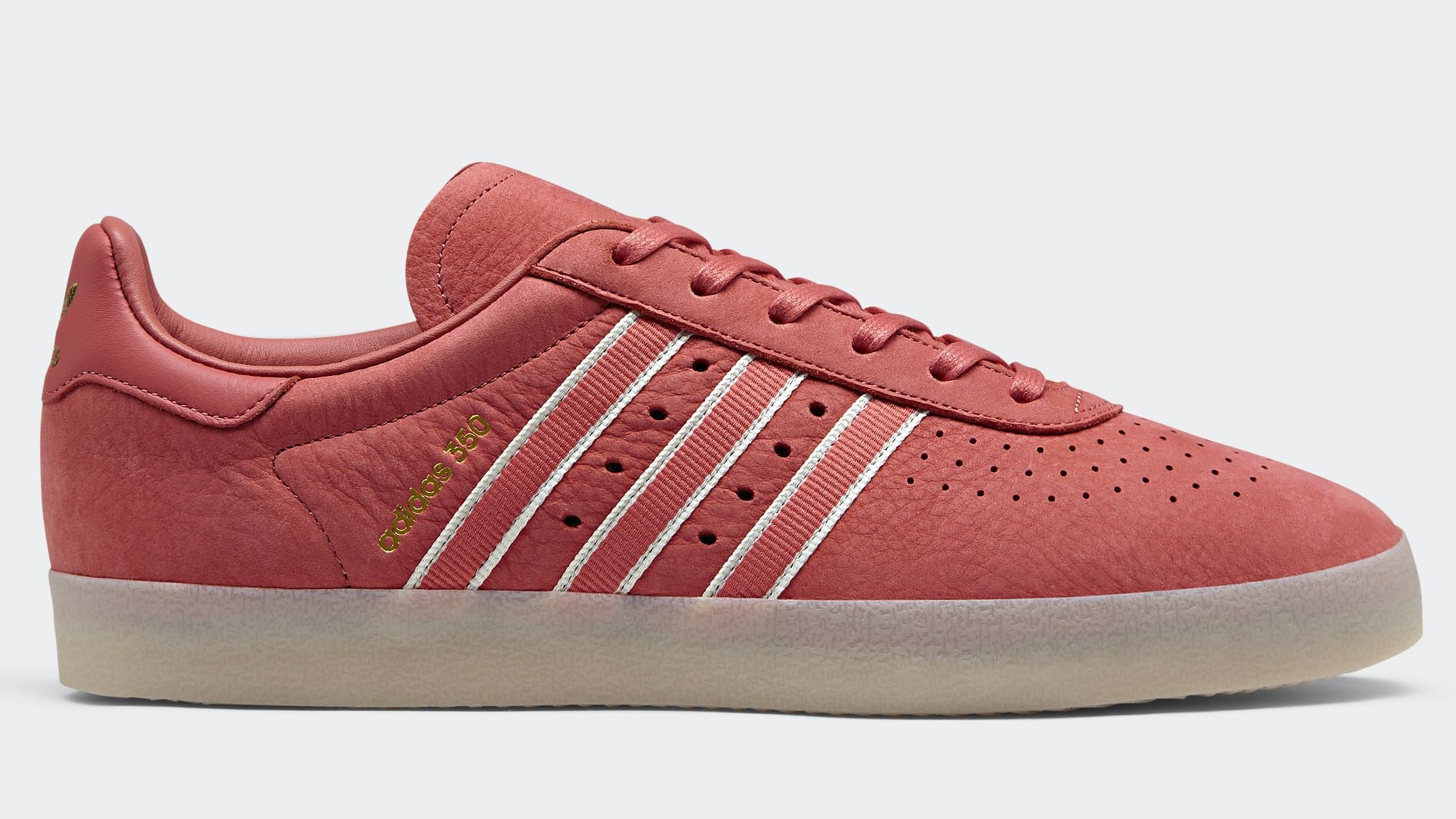 super popular 0fd41 77736 Oyster Holdings x Adidas 350 Trace Scarlet DB1975