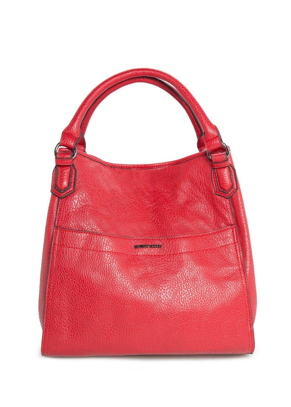f006713269 Sac épaule effet grainé - Femme | Woman's fashion * Style pour femme ...