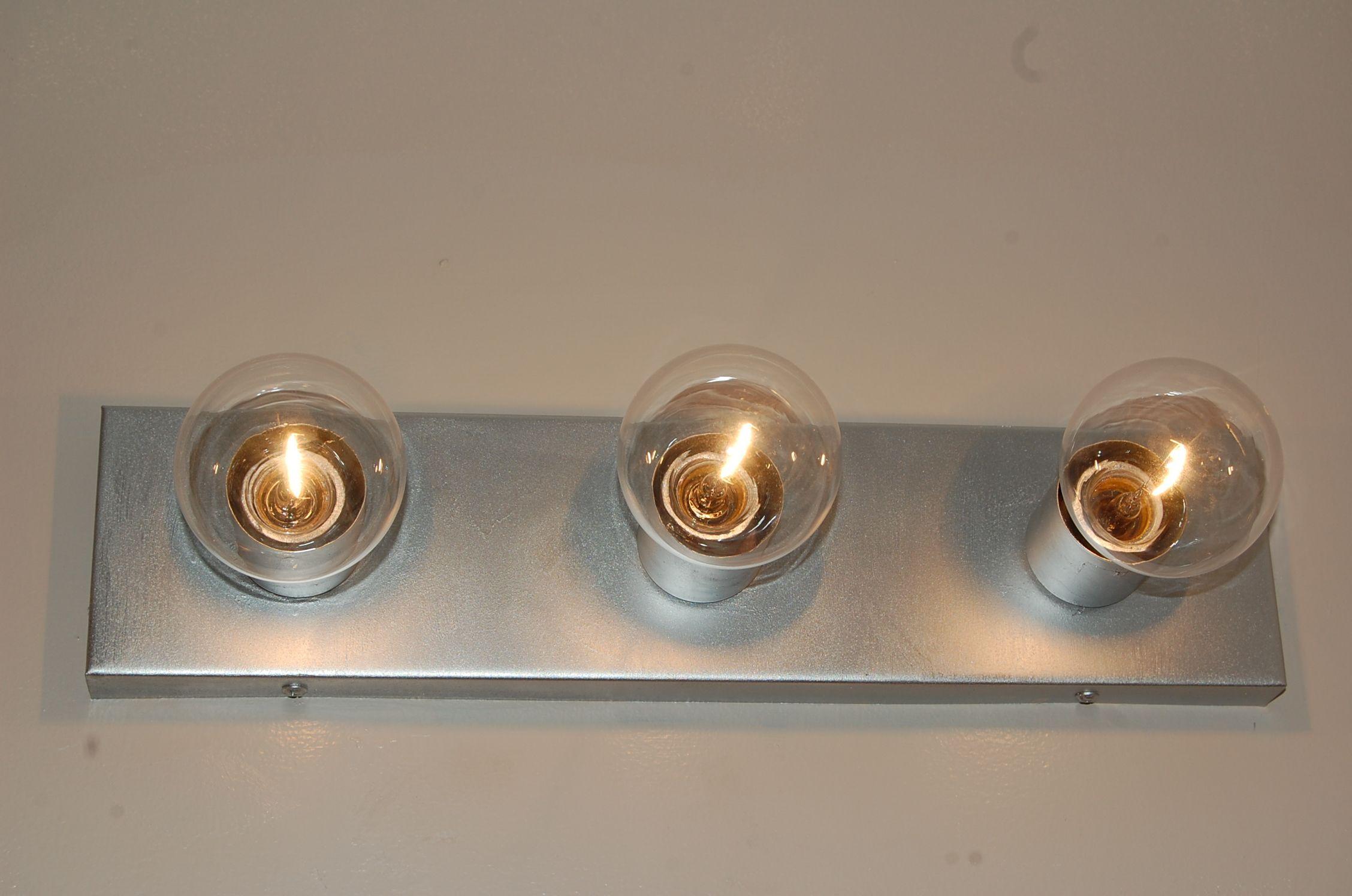 Facts To Note In Bar Light Fixtures : Bathroom Light Bar Fixtures.