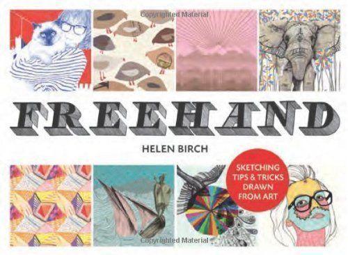 Freehand Helen Birch-Aufschlagen! Inspirieren lassen! Zeichnen! s.guter Zustand