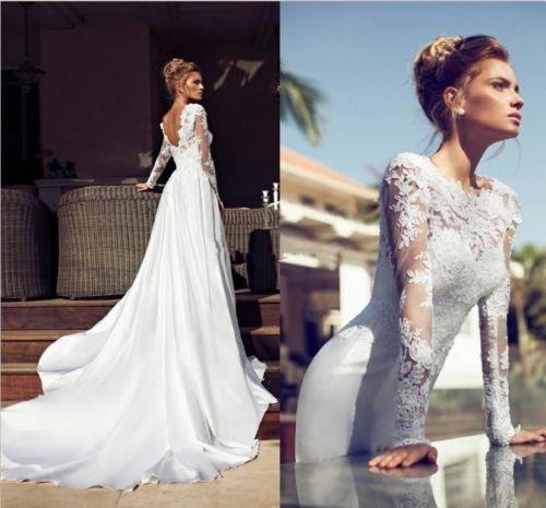 2014 neue Design-Perlen Halfter Kleid nach Maß Hochzeitskleid ...