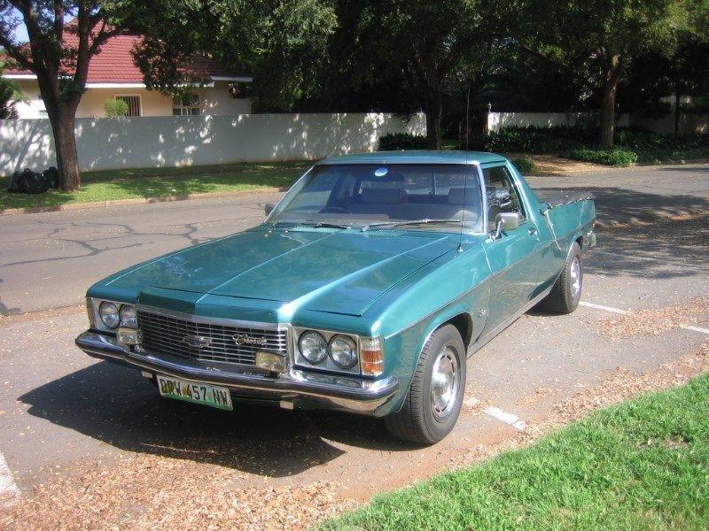 1977 Chevrolet El Camino Overhauled Chevrolet El Camino Find