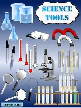 Science Tools Clipart Science Tools Clip Art Fun Science