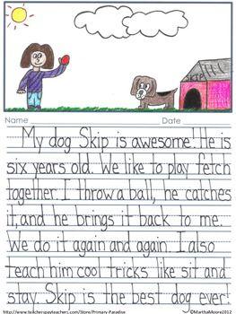 Student narrative essay