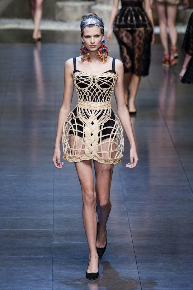 Dolce & Gabbana, Spring 2013